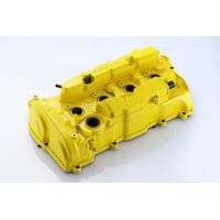 SPOON SPORTS YELLOW VALVE COVER 17+ FK8 CIVIC TYPE R