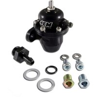 AEM HONDA 25-300BK FUEL PRESSURE REGULATOR
