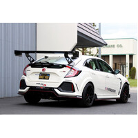 "APR PERFORMANCE GT250 67"" ADJUSTABLE REAR WING - HONDA CIVIC FK8 TYPE R"