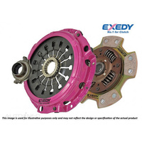 EXEDY HD BUTTON CLUTCH KIT FOR INTEGRA DA, D16A8, ZC