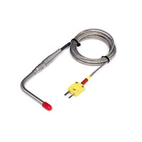 "HALTECH  1/4"" OPEN TIP THERMOCOUPLE ONLY - (2.44M) 96"" LONG"