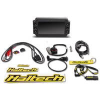 "HALTECH IC-7 COLOUR DISPLAY DASH 7"" - SUIT HALTECH ECU VIA CAN"