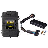 HALTECH ELITE 1000 PLUG 'N' PLAY ECU AND ADAPTOR HARNESS KIT - SUBARU WRX/STI 94-96 V1-V2/LIBERTY RS BC/BF 89-93