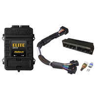 HALTECH ELITE 1500 PLUG 'N' PLAY ECU AND ADAPTOR HARNESS KIT - SUBARU WRX/STI 99-00 V5-V6