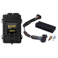 HALTECH ELITE 2000 PLUG 'N' PLAY ECU AND ADAPTOR HARNESS KIT - SUBARU WRX/STI 01-05
