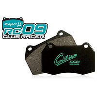 Project Mu RC09 Rear Brake Pads for Honda ACCORD CB7